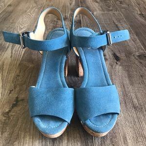 Michael Kors - Cork Platform Sandals 👡
